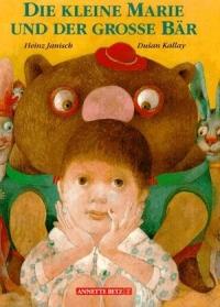 Die kleine Marie und der große Bär