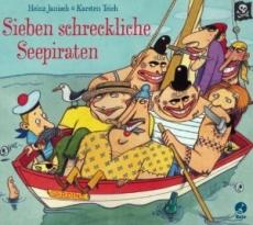 Sieben schreckliche Seepiraten